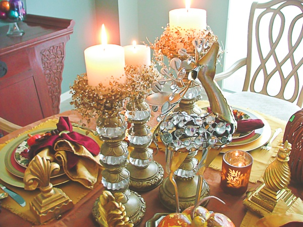 does your holiday table say wow? | my sunday news
