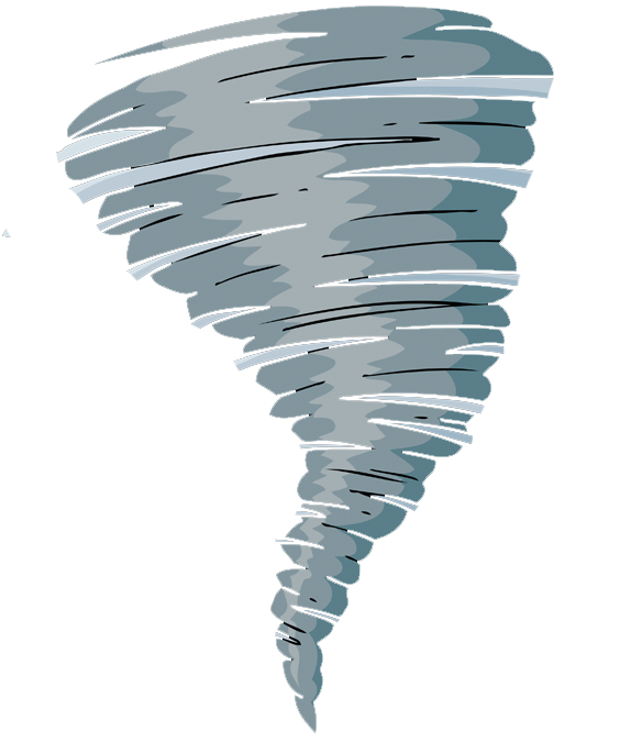 free animated tornado clipart - photo #44