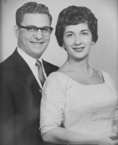 Lewis and Carole Cohen. (Photo provided)