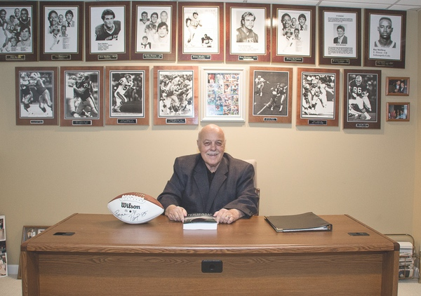 After attending his first football game in 1952, Sun City resident Jack Wirth new the NFL was his future. But instead of taking the field himself, he put players on the field as one of the leading athletic scouts and agents operating inside the NFL. (Photos by Tony Pratt/Sun Day)